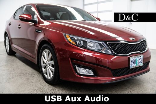 2014 Kia Optima EX USB Aux Audio Portland OR