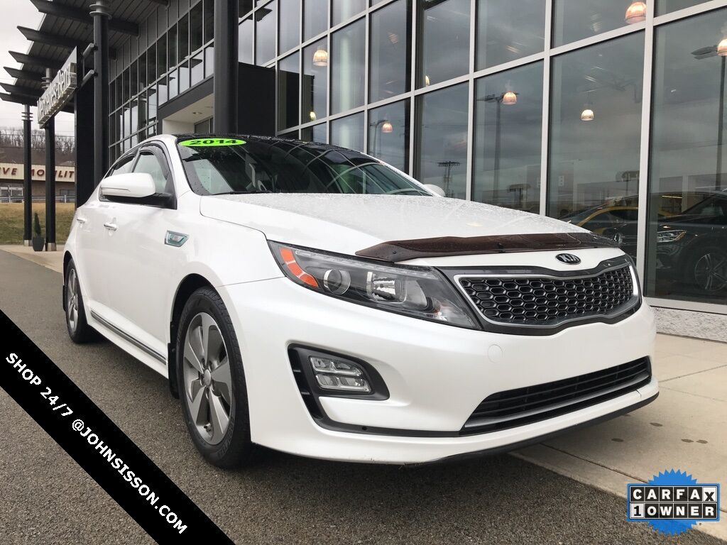 2014 Kia Optima Hybrid EX Washington PA