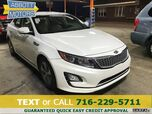 2014 Kia Optima Hybrid LX 1-Owner