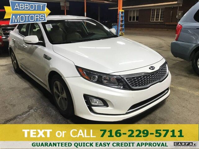 2014 Kia Optima Hybrid LX 1-Owner Buffalo NY