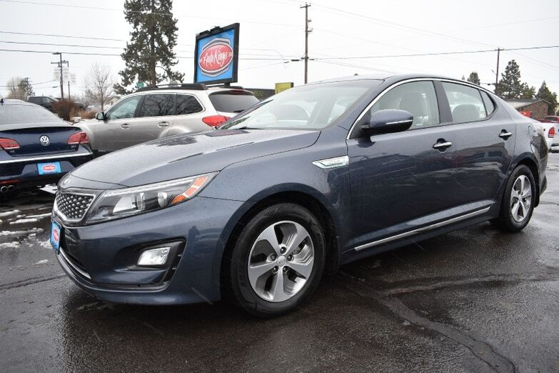 2014 Kia Optima Hybrid LX Bend OR