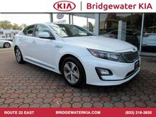 2014_Kia_Optima Hybrid_LX Sedan, Convenience Package, Rear-View Camera, UVO eServices, In-Dash CD/MP3-Player, Bluetooth Connectivity, Reclining Front Bucket Seats, 16-Inch Alloy Wheels,_ Bridgewater NJ