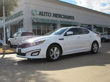 2014_Kia_Optima_LX 2.4L, 4 CYLINDER, AUTOMATIC, AUXILIARY INPUT, BLUETOOTH, SATELLITE RADIO, AUTOMATIC HEADLIGHTS_ Plano TX