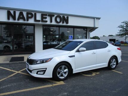 2014_Kia_Optima_LX_ Bourbonnais IL