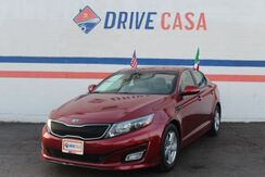 2014_Kia_Optima_LX_ Dallas TX
