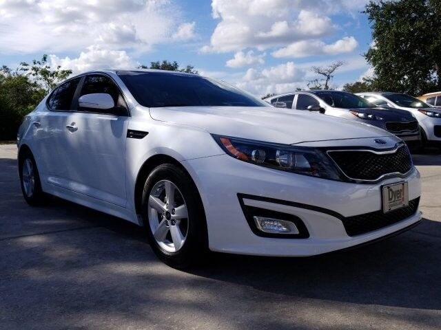 2014 Kia Optima LX Lakeland FL