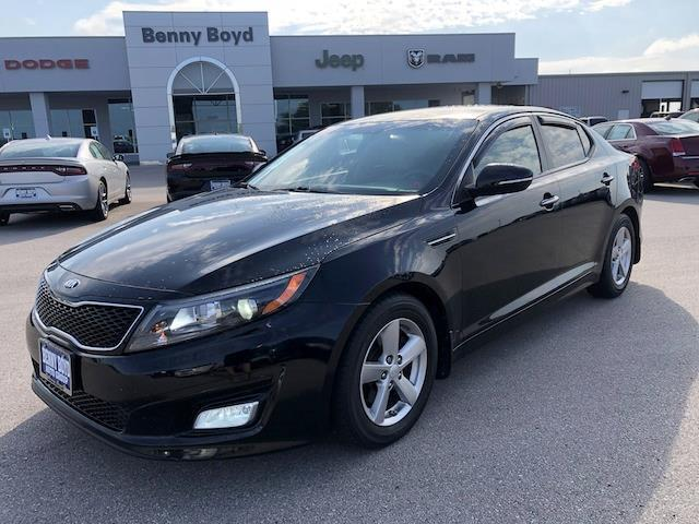 2014 Kia Optima LX Lockhart TX