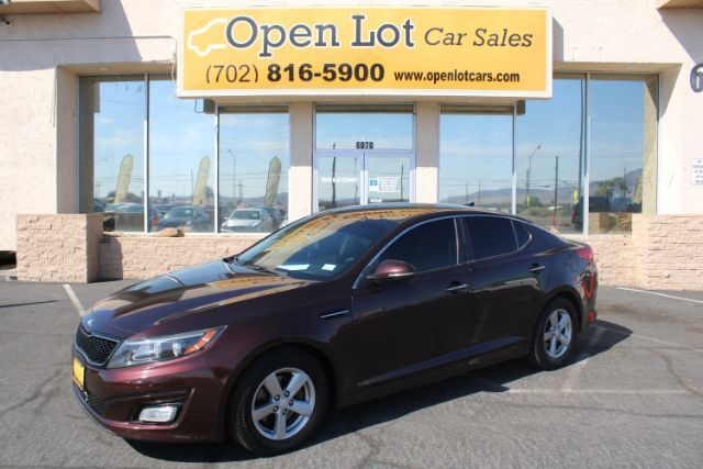 2014 Kia Optima LX Las Vegas NV