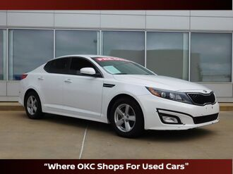 2014_Kia_Optima_LX_ Oklahoma City OK