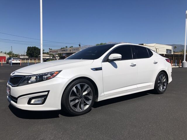 2014 Kia Optima SX Turbo Fontana CA