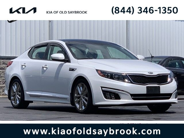 2014 Kia Optima SX Turbo Old Saybrook CT
