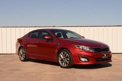 2014_Kia_Optima_SX Turbo_ Terrell TX