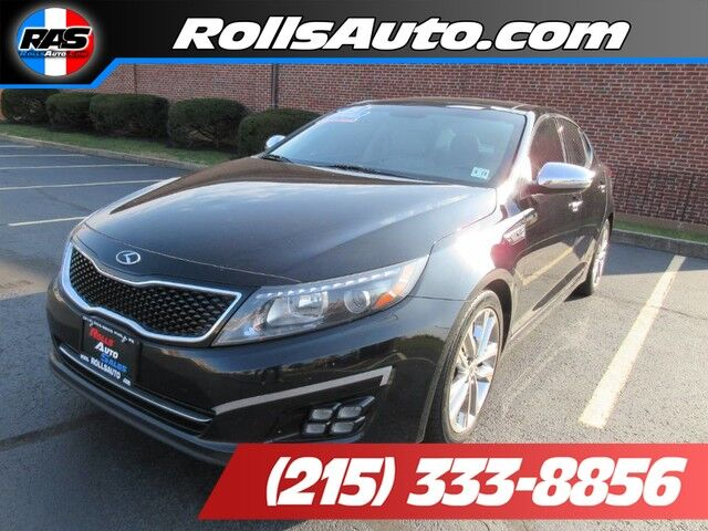 2014 Kia Optima SXL Turbo Philadelphia PA