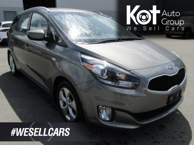 2014 Kia RONDO LX! 1 OWNER! LOCALLY OWNED! SERVICED HERE! BLUETOOTH! HEATED SEA Kelowna BC