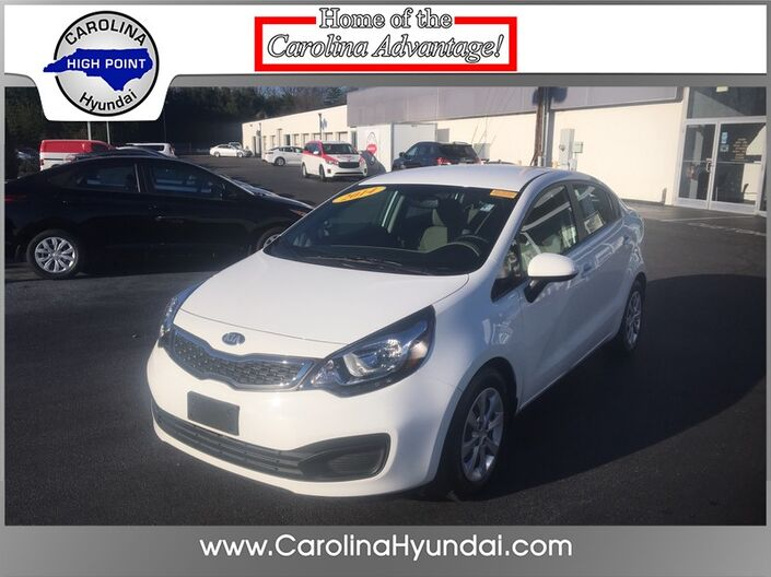 2014 Kia Rio EX High Point NC