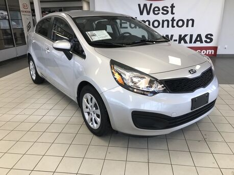 2014_Kia_Rio_LX+ FWD 1.6L *HEATED CLOTH SEATS/BLUETOOTH/CRUISE CONTROL*_ Edmonton AB