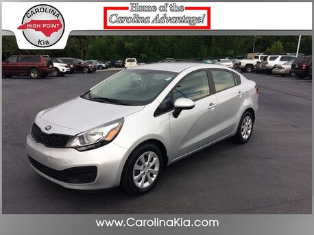 2014_Kia_Rio_LX_ High Point NC