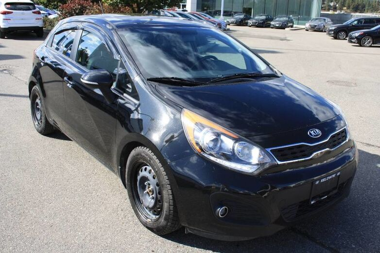 2014 Kia Rio SX Full Load,Navigation,Moonroof. Kelowna BC