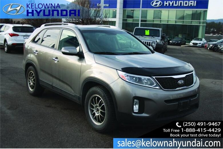 2014 Kia Sorento LX Bluetooth, Heated Front seats Kelowna BC