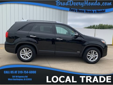 2014_Kia_Sorento_LX_ West Burlington IA