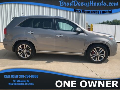 2014_Kia_Sorento_Limited V6_ West Burlington IA