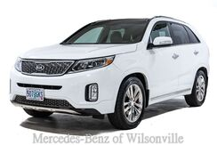 2014_Kia_Sorento_Limited V6_ Portland OR