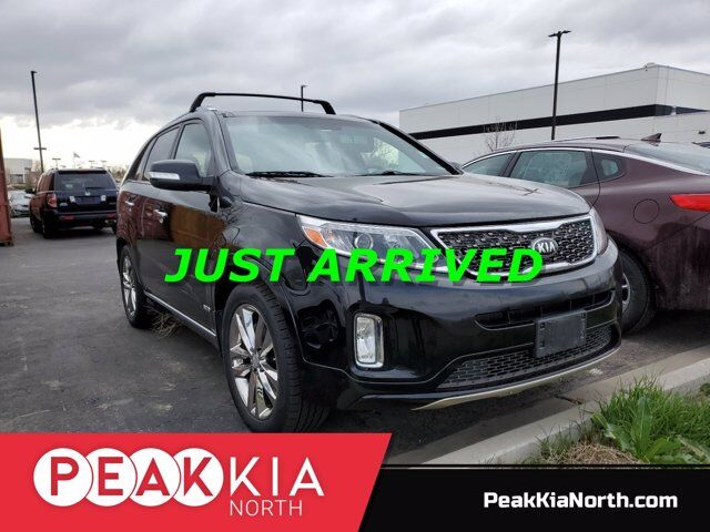2014 Kia Sorento SX Limited Windsor CO