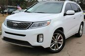 2014 Kia Sorento SXL - w/ NAVIGATION & LEATHER SEATS