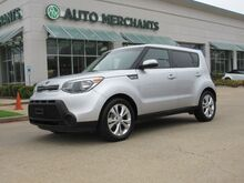 2014_Kia_Soul_+ BLUETOOTH, CLOTH SEATS, AUX/USB INPUT, STEERING WHEEL AUDIO CONTROLS, CRUISE CONTROL_ Plano TX