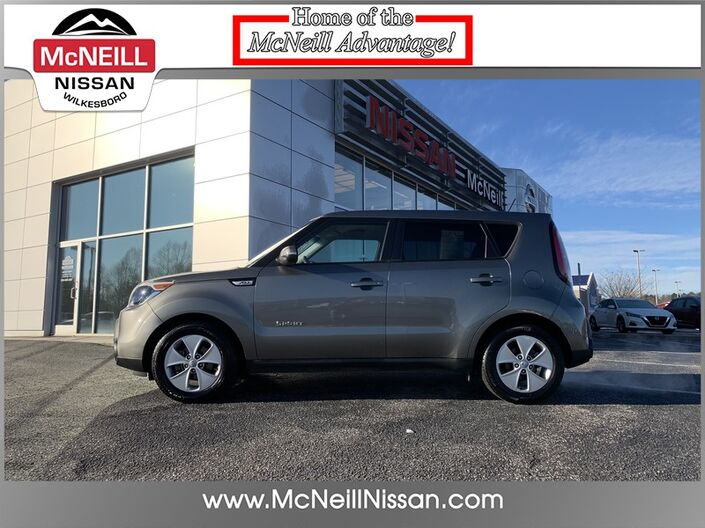 2014 Kia Soul + High Point NC