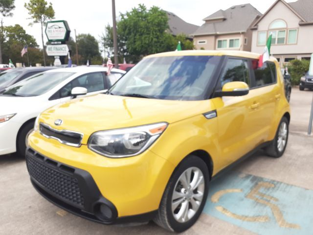 2014 Kia Soul + Houston TX