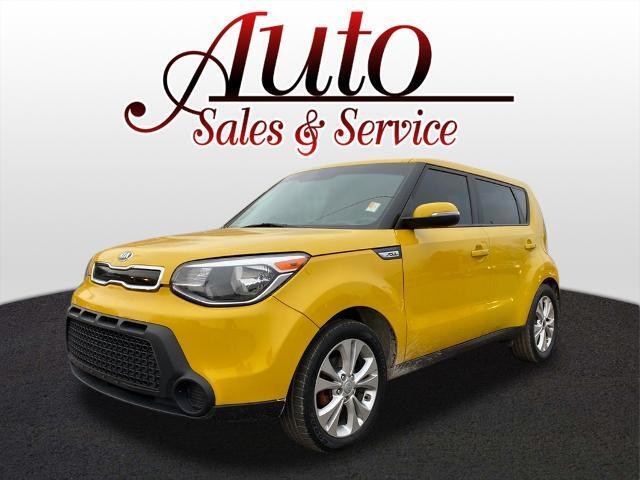 2014 Kia Soul + Indianapolis IN