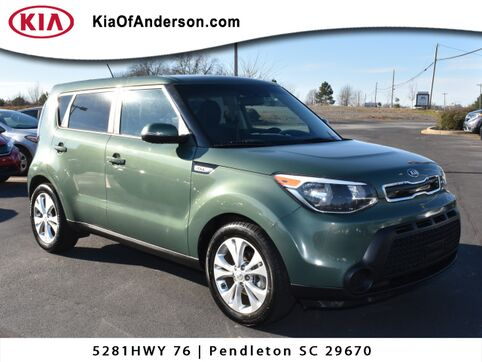 2014_Kia_Soul_+_ Greenville SC