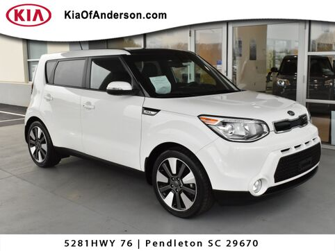 2014_Kia_Soul_!_ Greenville SC