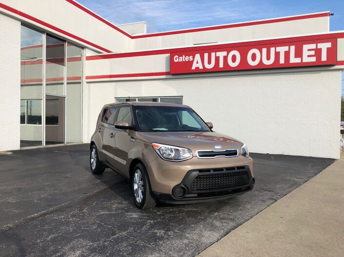 2014 Kia Soul + Richmond KY