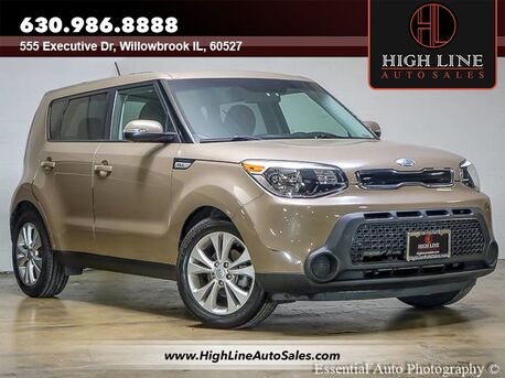 2014_Kia_Soul_+_ Willowbrook IL