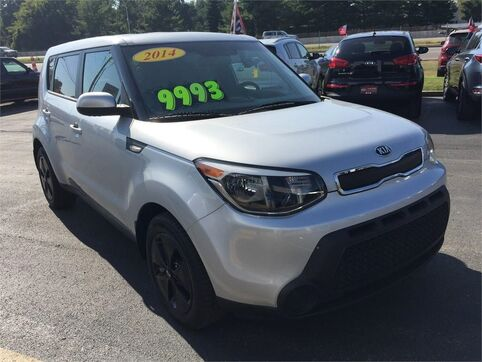 2014_Kia_Soul_5dr Wgn Auto Base_ Evansville IN