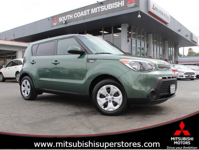 2014 Kia Soul Base Costa Mesa CA