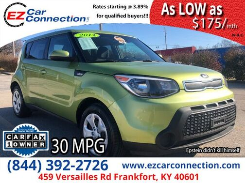 2014_Kia_Soul_Base_ Frankfort KY