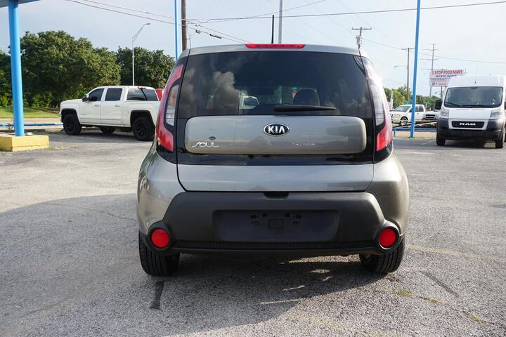 2014 Kia Soul Base Dallas TX