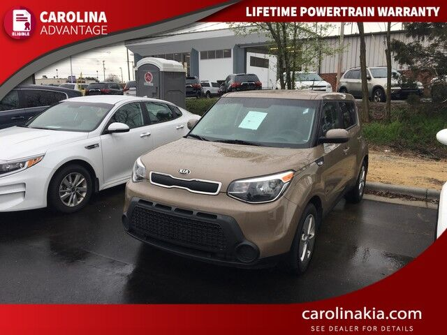 2014 Kia Soul Base High Point NC