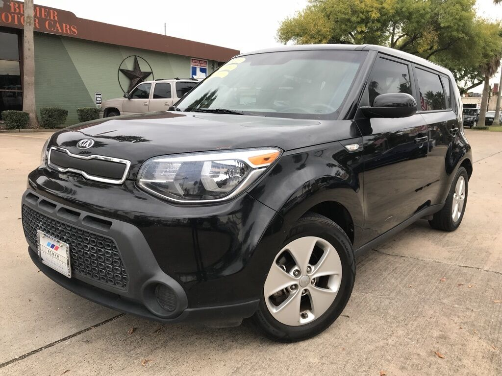 2014_Kia_Soul_Base_ Houston TX