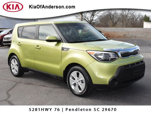 2014_Kia_Soul_Base_ Greenville SC