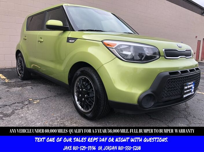 2014 Kia Soul Base Salt Lake City UT