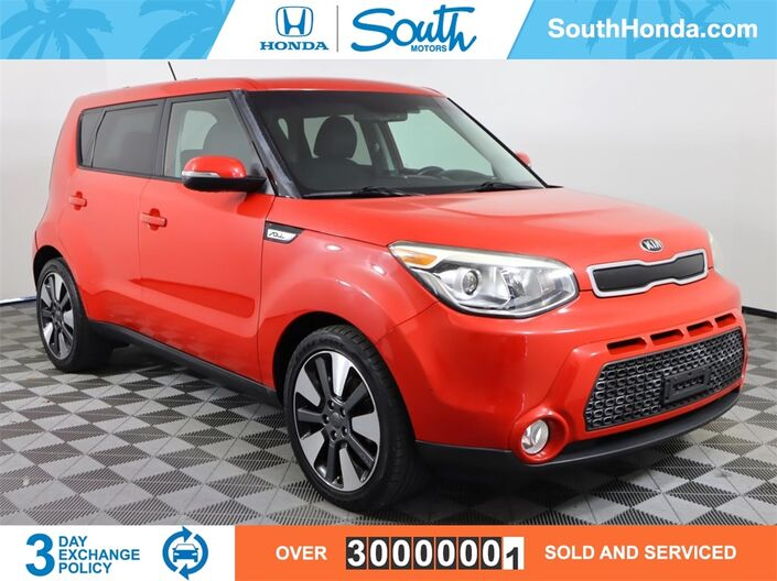 2014 Kia Soul Exclaim Miami FL
