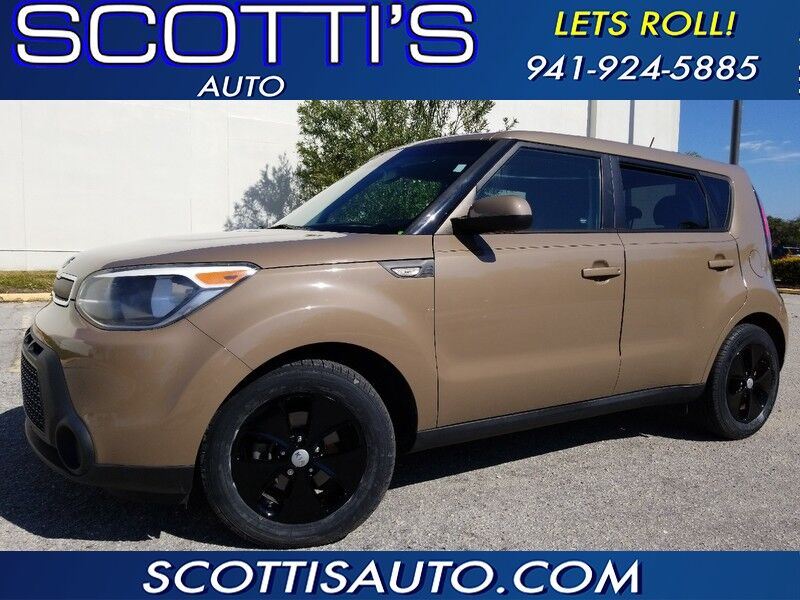 2014 Kia Soul GREAT COLORS~ CLEAN CARFAX~ NICE RIDE~ FINANCE AVAILABLE~ CONTACT US TODAY! Sarasota FL