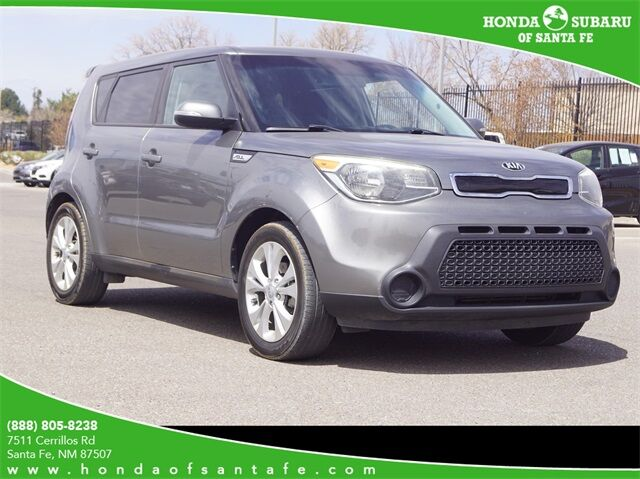 2014 Kia Soul Plus Santa Fe NM