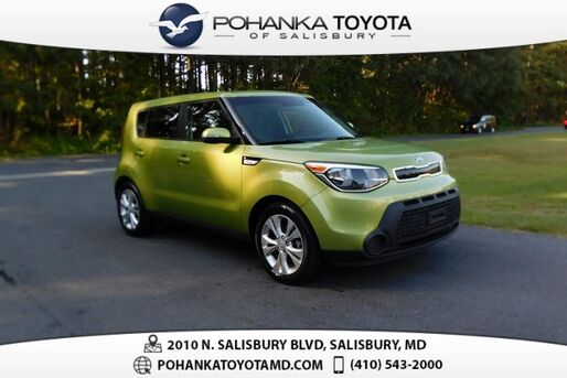 2014_Kia_Soul_Plus_ Salisbury MD