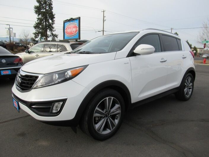 2014 Kia Sportage AWD 4dr Auto SX Luxury Bend OR