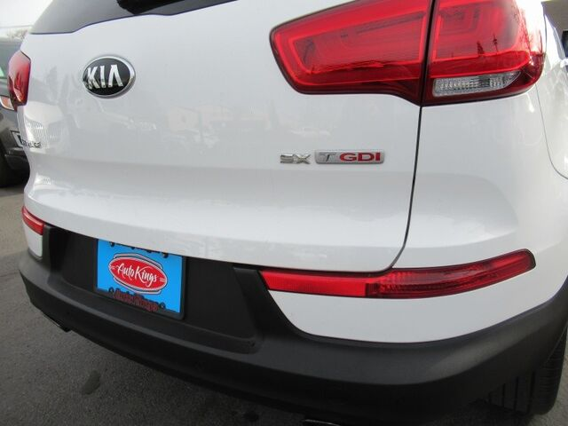 2014 Kia Sportage AWD SX Luxury Bend OR